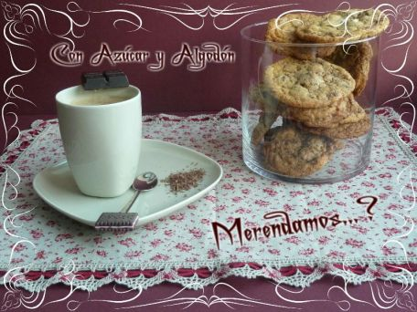 Cookies de tres Chocolates