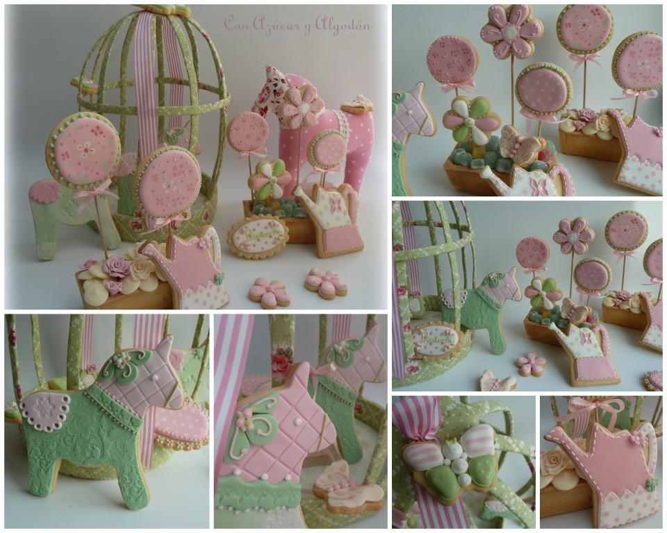 Jardín de galletas