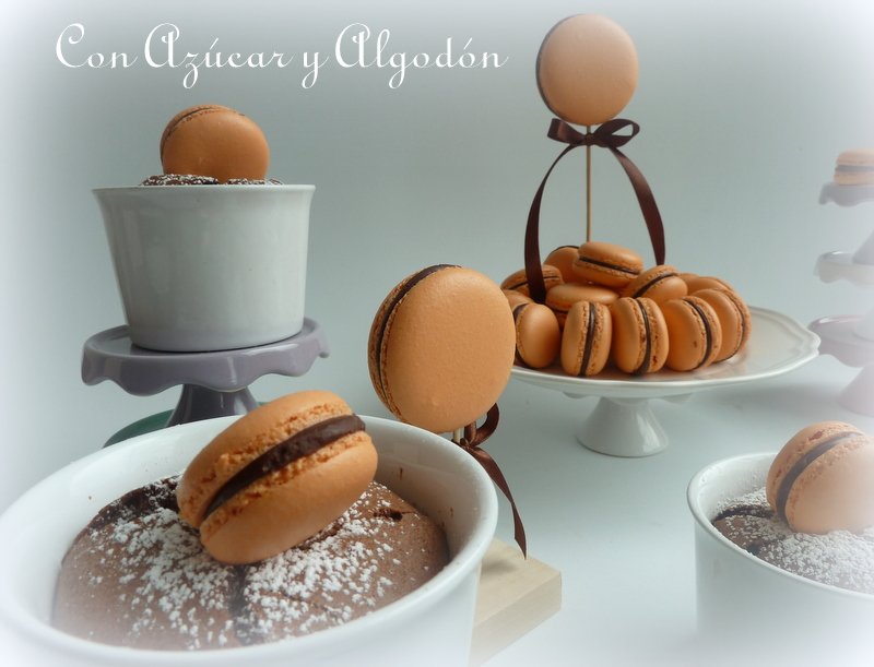 Coulant de Chocolate y Canela