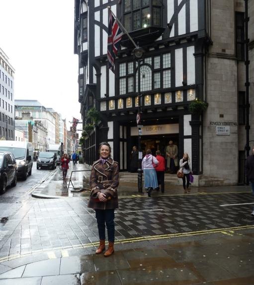 Viaje a Londres y Birmingham
