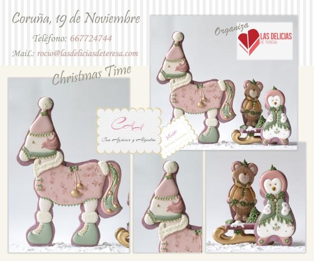 curso de galletas decoradas Coruña
