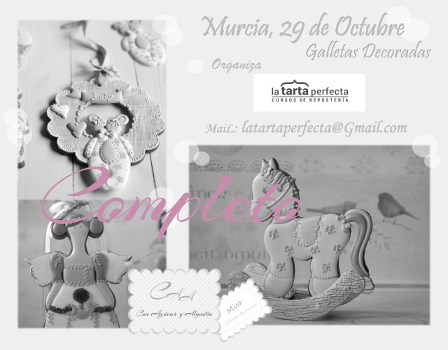 curso de galletas decoradas